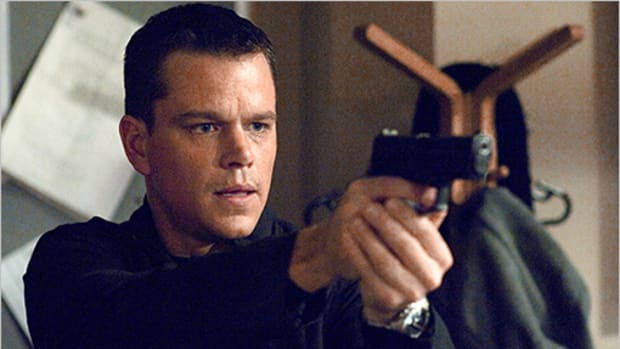 Bourne Ultimatum (2007)MATT DAMON