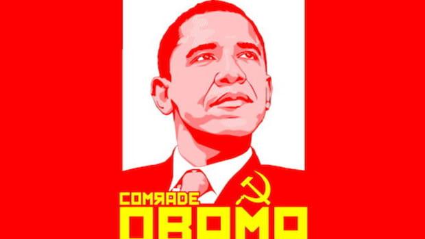 communist obama