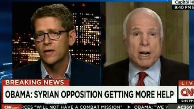 Jay Carney McCain