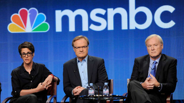 Rachel Maddow, Chris Matthews, Lawrence