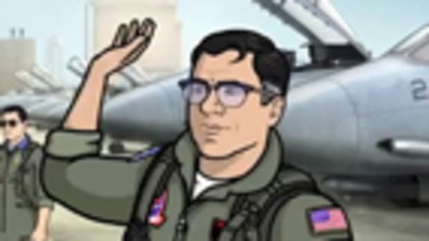 archer-danger-zone-video