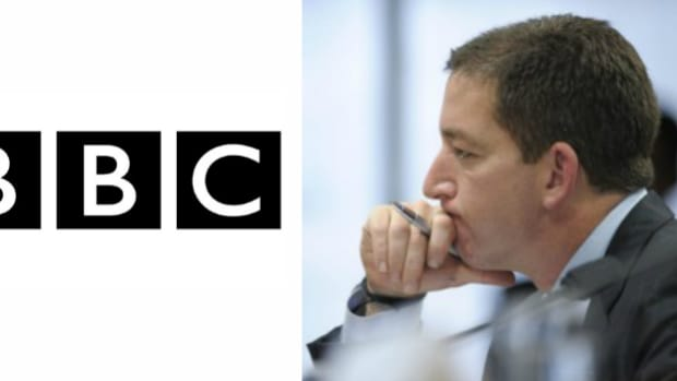 greenwald vs bbc