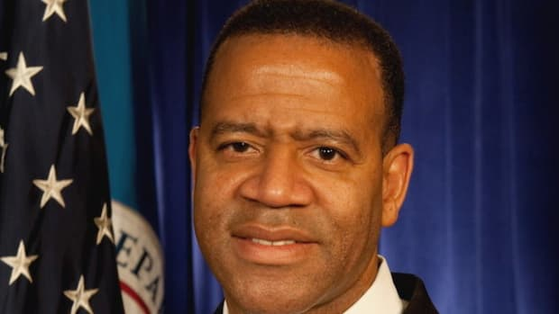 Kelvin Cochran,Administrator for the Fe