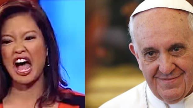 Pope Francis, Michelle Malkin