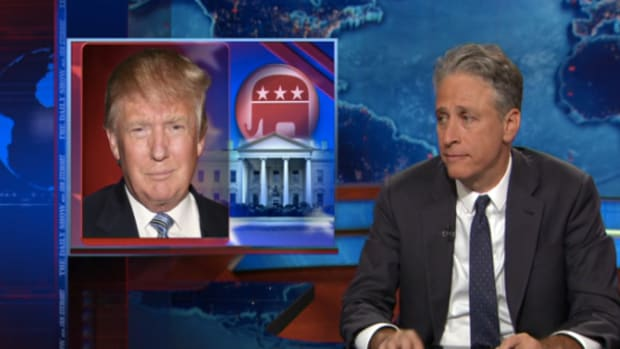 Jon Stewart Trump
