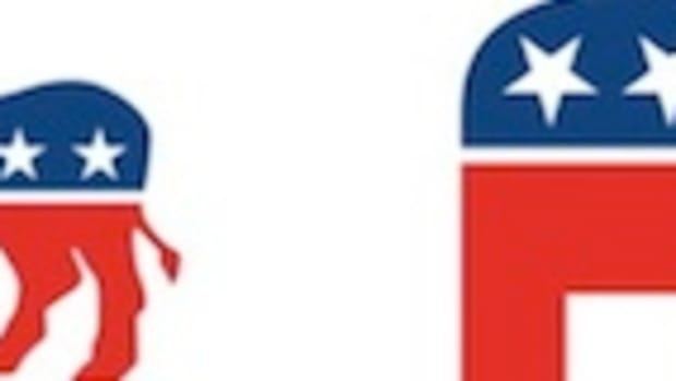 Republicans vs Democrats resized