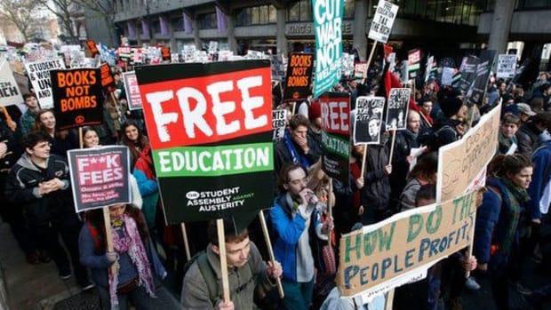 student activism london