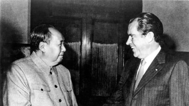 Nixon Mao