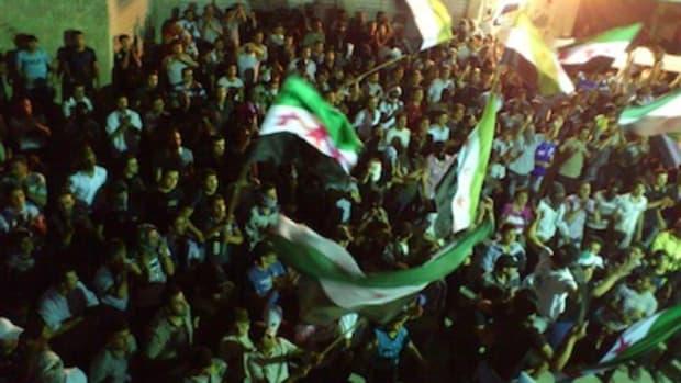SYRIA 26-05-12 KAFARSOUSEH DEMO