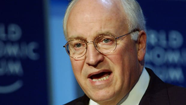 Dick Cheney - World Economic Forum Annual Meeting 2004 by World Economic Forum.