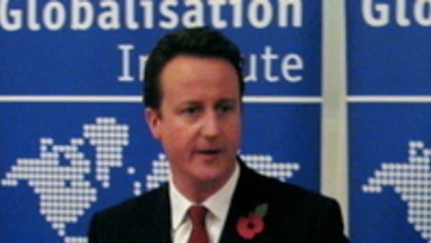 David Cameron is a British politician, Leader ...