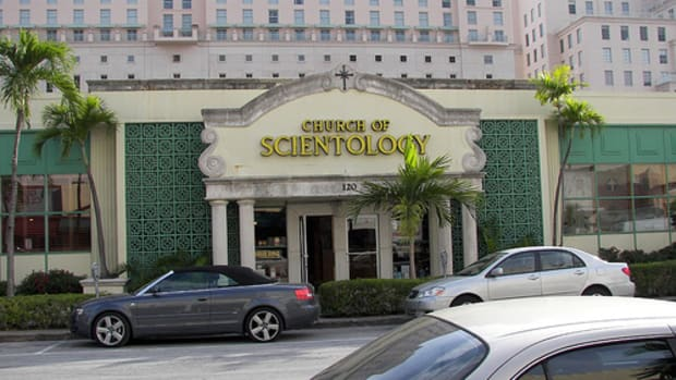 The Church of Scientology by Roger Hirano.