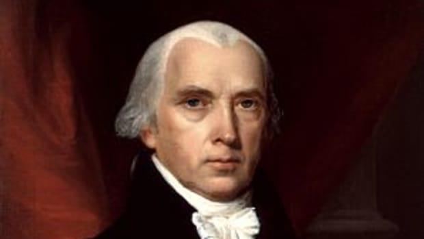 James Madison, Hamilton's major collaborator, ...