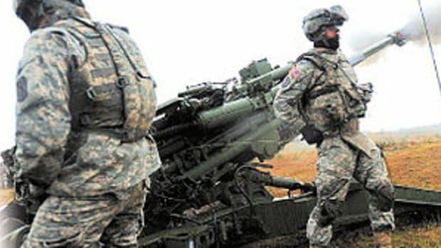 17th Field Artillery Brigade - JBLM