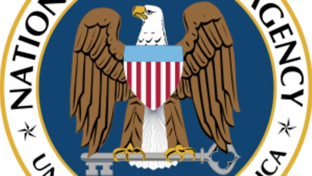 Español: Sello de la NSA English: The seal of ...
