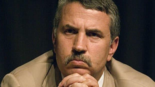 Thomas Friedman, American journalist, columnis...