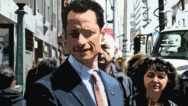Anthony Weiner, NYC, May 2011