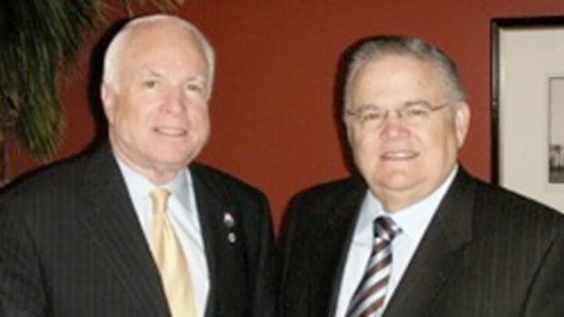 mccain and hagee