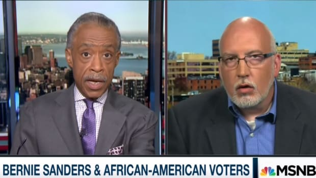 Jeff Weaver Al Sharpton