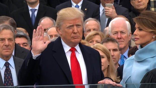 trump oath
