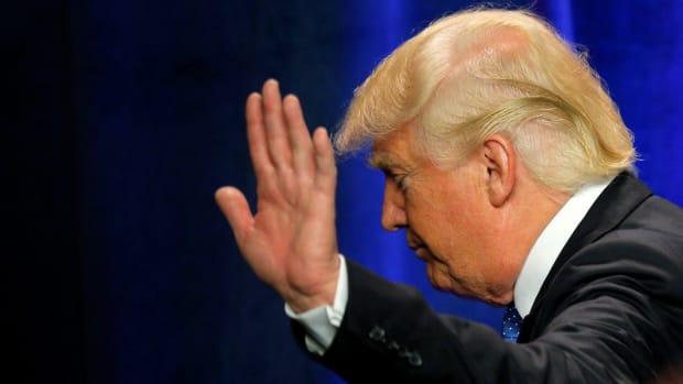 trump wave