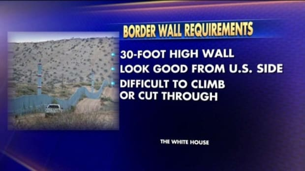 fox border wall