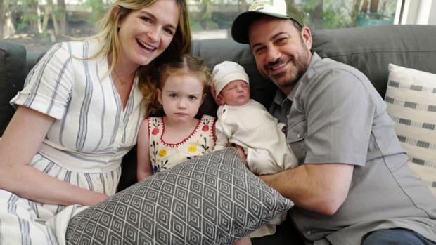 Jimmy Kimmel Baby Son