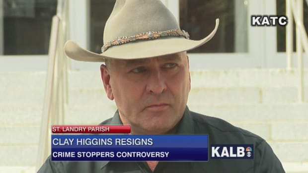 Captain Clay Higgins