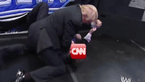 trump cnn meme