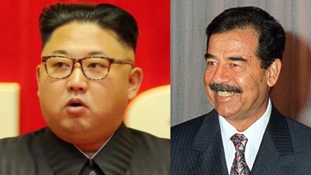 Kim-Saddam