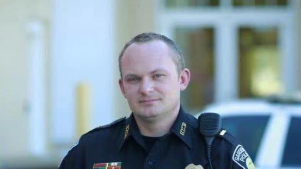Lt. Tim McMillan