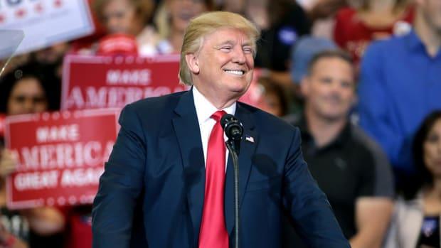 Doanld Trump Courtesy Gage Skidmore