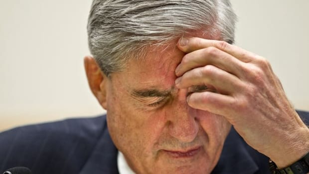 Robert Mueller - Liberal spy for Hillary Clinton and George Soros.