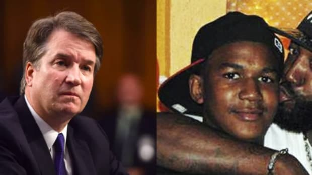 trayvon kavanaugh