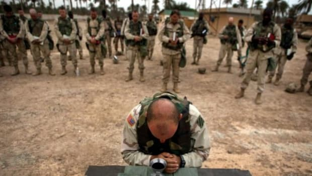 military religion