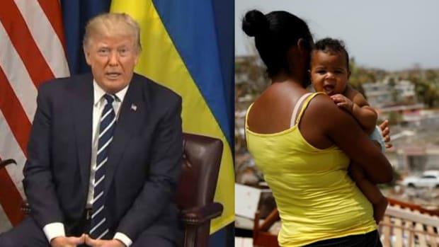 Trump Puerto Rico response