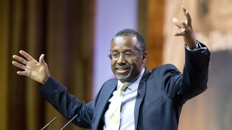 Ben Carson's Latest Article on The Economy is Breathtakingly Stupid