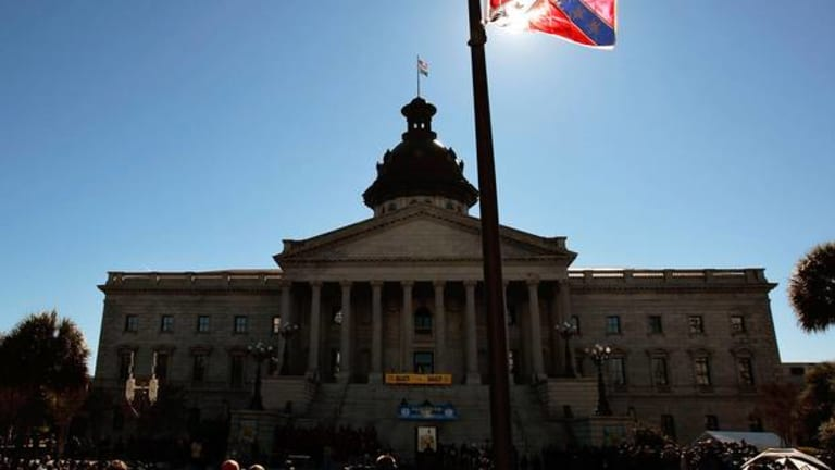 Republicans Are Back to Openly Defending the Confederate Flag Again