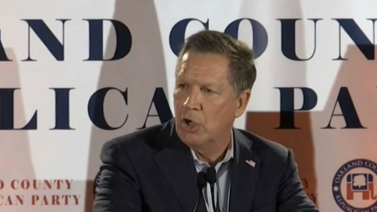 If You Still Think John Kasich is the 'Nice' Republican Candidate, Watch This