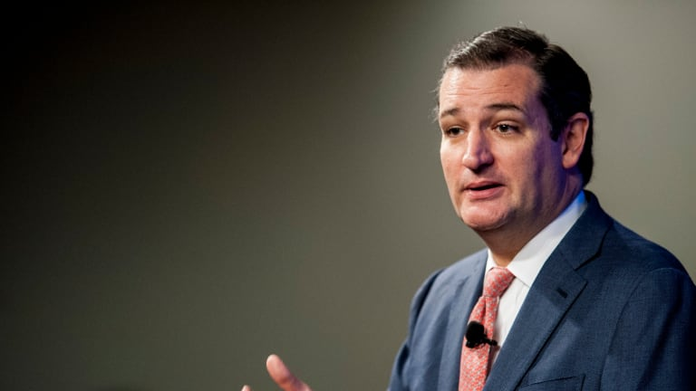 Sorry, Republicans, Ted Cruz is Lying About Abolishing the IRS