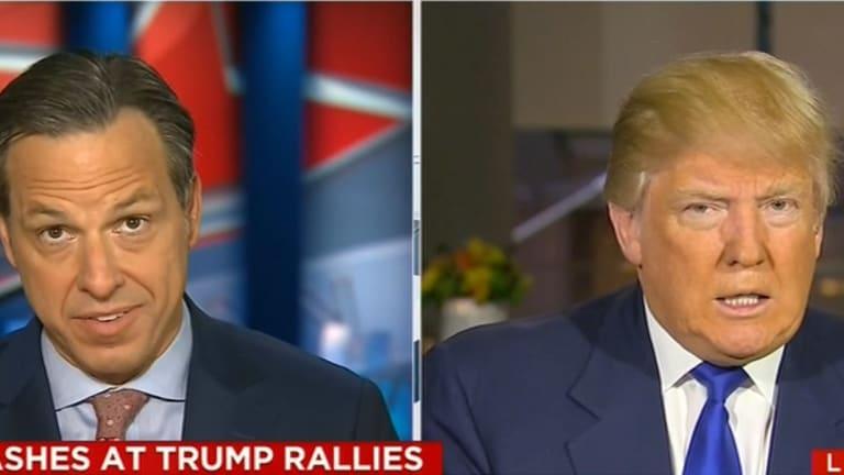 Jake Tapper Makes Extraordinary Plea to Donald Trump