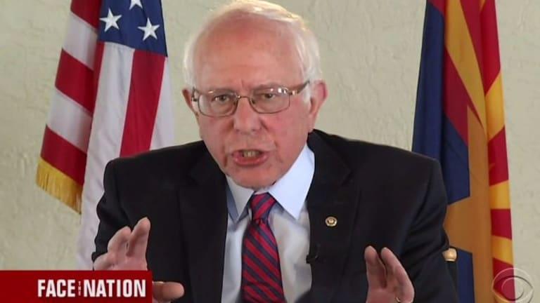"Bernie Sanders Defends ""Stealing"" Hillary Clinton's Superdelegates"