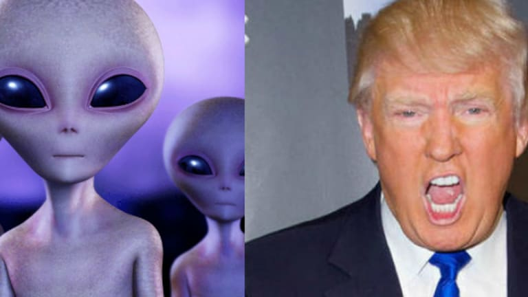 An Open Letter to Any Alien Species Watching The US Presidential Election