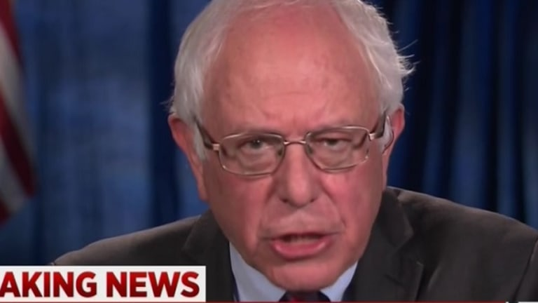 Here's Bad News and Worse News About Bernie Sanders and Gun Control