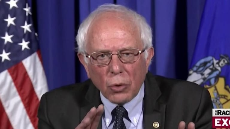 This 80-Second Clip is Why Else I Love Bernie Sanders and You Should Too