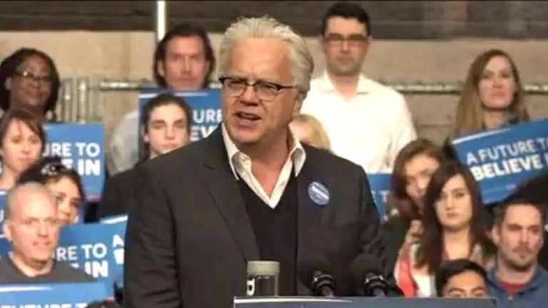 This Tim Robbins Clip Just Lost Whatever Black Voters Bernie Sanders Might Still Have Gotten