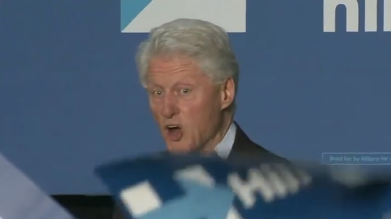 Calling Bullsh*t on Bill Clinton and His #BlackLivesMatter Protesters