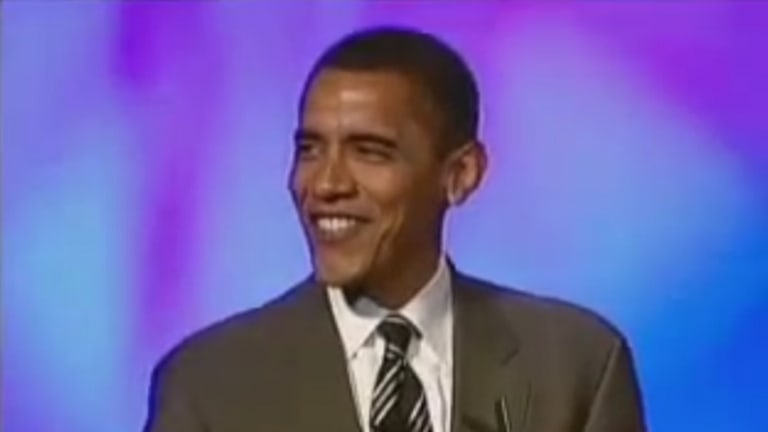 Watch Obama Make Joke About Black People Always Being Late