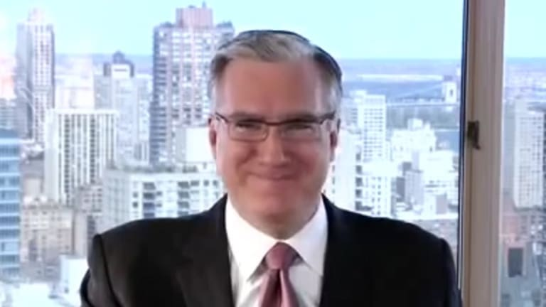 Watch Keith Olbermann Literally Call Donald Trump Racist From Inside His Trump Tower Apartment