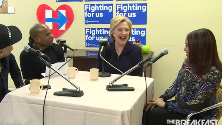 Hillary Accused of Pandering to Black Voters For Saying She Carries Hot Sauce, Which She Actually Does